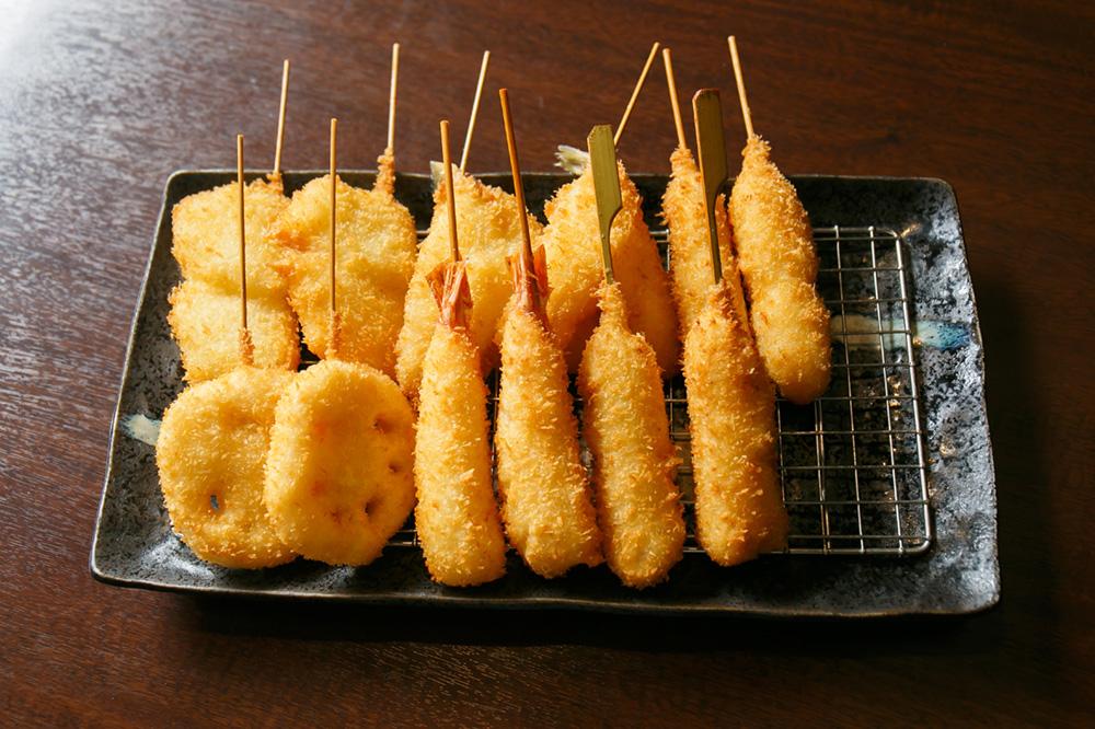 串カツでも大人気なレンコンの栄養と効能。
